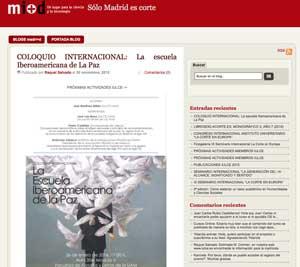 Blog Sólo Madrid es Corte