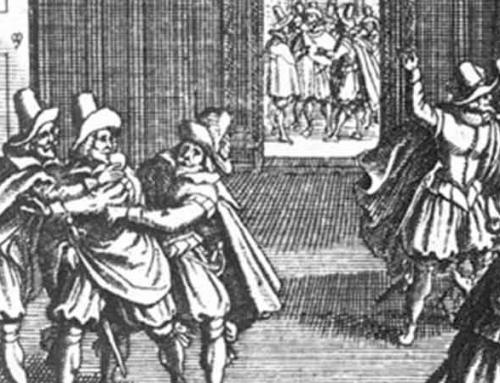 CURSO DE POSGRADO: La gestión interesada de la memoria: religión y política en el contexto de la Guerra de los Treinta Años