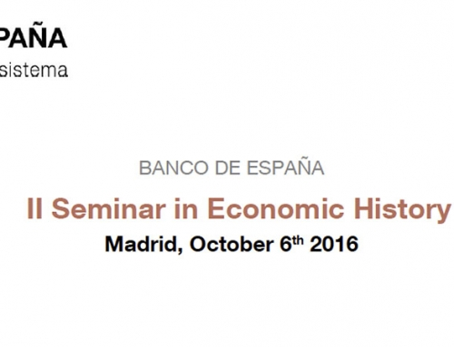 II Seminar in Economic History