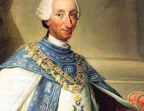 Vivir la cotidianeidad en tiempos de Carlos III (1716-1788)