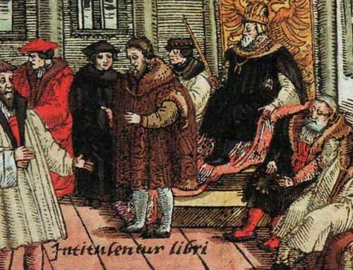 Curso de Verano 2017: Carlos V y Lutero en España (1517-2017)