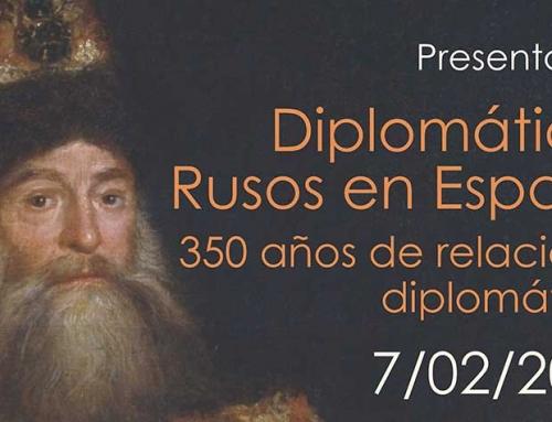 Presentación: Diplomáticos rusos en España