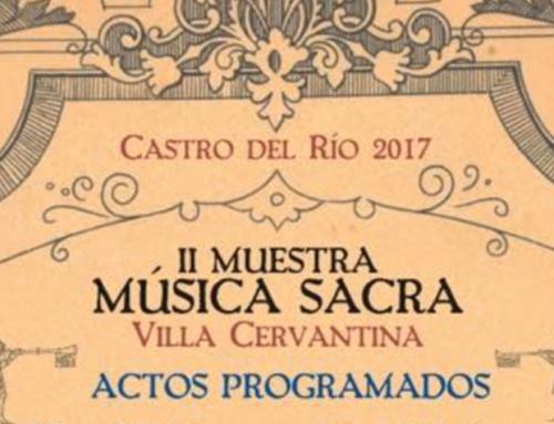 II Muestra de Música Sacra Cervantina: Capillas musicales en el Barroco.
