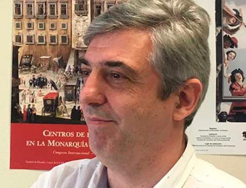 Carta de Manuel Rivero Rodríguez, nuevo Director del IULCE