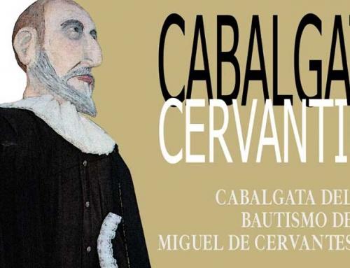Cabalgata Cervantina