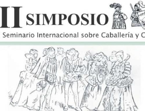 II Simposio del Seminario Internacional sobre Caballería y Corte