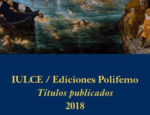 Polifemo en la Feria del Libro 2018
