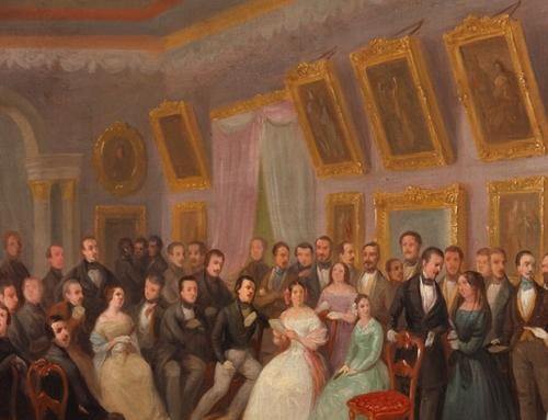 JORNADAS IULCE UAM – MUSEO NACIONAL DEL ROMANTICISMO  Madrid romántico: de la sociedad de corte  a la sociabilidad burguesa