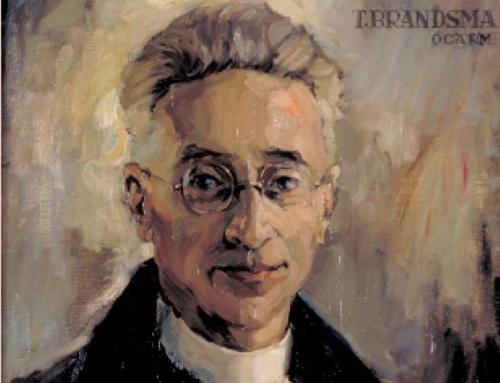 IX Seminario Textos para un Milenio: Tito Brandsma, testigo de esperanza
