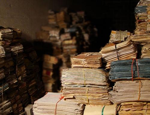 2ª Jornada de Archivos: Entre los retos de la investigación y el horizonte profesional