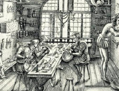 Curso: Técnicas de artes decorativas: pautas para su identificación y catalogación