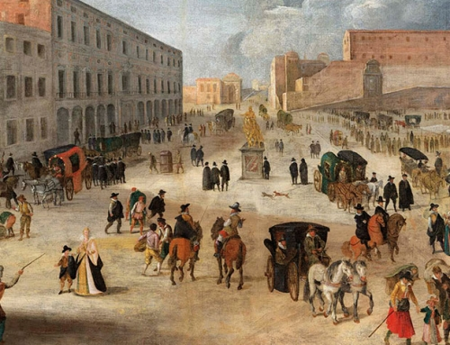 Presentación: Ceremoniale del viceregno spagnolo di Napoli 1535-1637