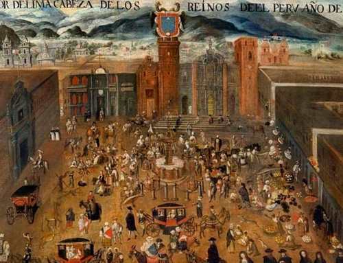 Cambio de fecha del Seminario Virtual La corte virreinal y la articulación política en el Perú: una metodología interdisciplinaria (siglos XVI-XVIII)