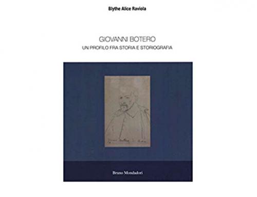 Nueva publicación: Giovanni Botero. Un profilo tra storia e storiografia