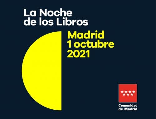 Noche de los Libros 2021: Cento anni con Leonardo Sciascia e grandi autori italiani.